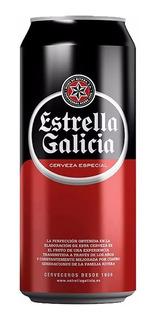 Caja X12 Cerveza Estrella Galicia Lata 500 Ml