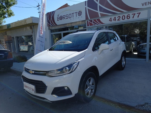 Chevrolet Tracker Ltz 2016 50milkm Unica Mano Borsotto