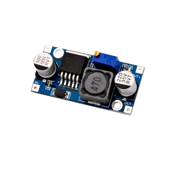Lm2596 Fuente Step-down Dc-dc 1,23-35v 3a Arduino En Stock