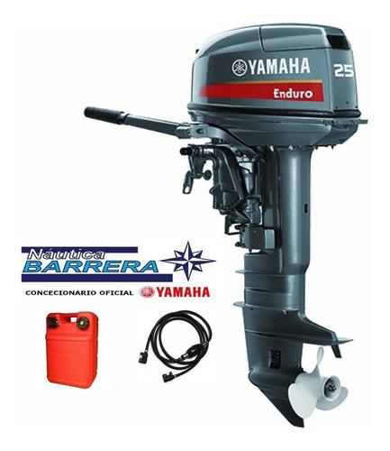 Motor Yamaha 25 Hp En Stock Consultar Oferta De Contado!!