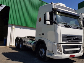 Volvo Fh12 440 6x4 Globetroter I-shifit Cabine Lc Ano 2011