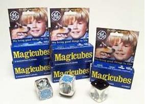 Flash Magicubes (pacote C/3)