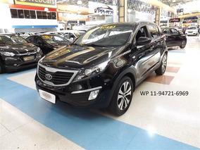 Kia Sportage 2.0 Lx 4x2 16v Flex 4p Automático 2012/2013