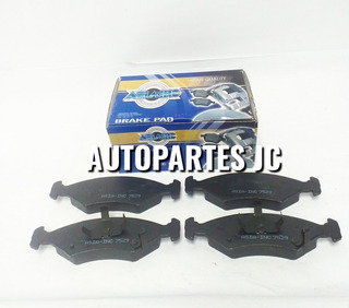 Pastillas De Frenos Ford Fiesta Power Max Move Ka