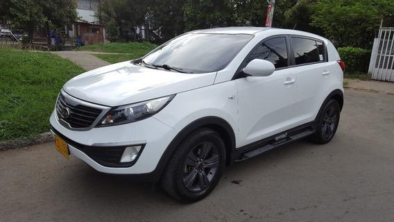 Kia New Sportage Automática 2012