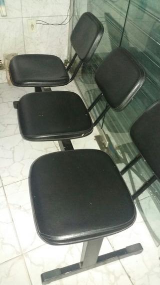 Cadeira De Espera De Salão