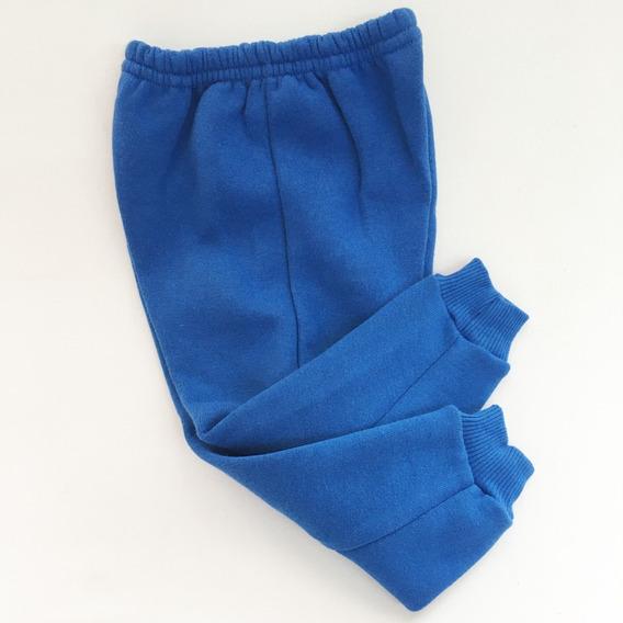 Pantalón Jogguin De Bebe Chupin Con Puño Gramy Frisados!
