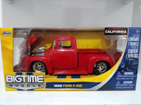 Ford F100 1/24 Jada Toys , Raridade !!