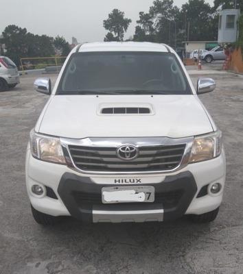 Toyota Hilux 3.0 Srv Top Cab. Aut. 4p -2006