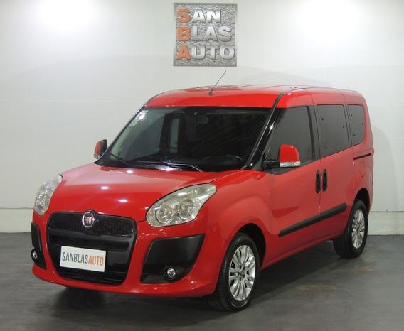 Fiat Doblo 1.4 16v Active 5p 7as Abs Ab Aa Cc San Blas Auto