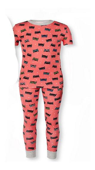 Pijama Para Niña Gatitos Kirkland