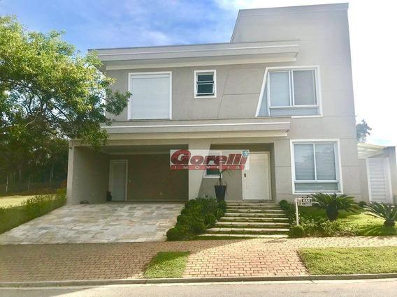 Casa Com 4 Dormitórios À Venda, 498 M² Por R$ 2.280.000,00 - Gênesis 1 Alphaville - Barueri/sp - Ca1613