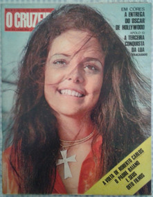 21/04/1970 Revista O Cruzeiro Capa Cristina De Florianópolis