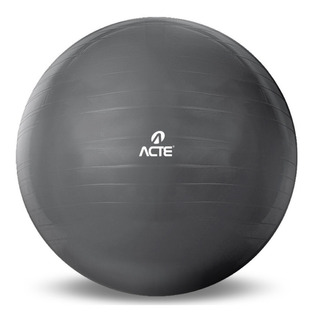 Bola Suíça Ginástica Pilates Com Bomba - Acte Sports 75cm