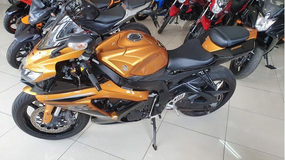 Suzuki Gsx 750 R 2011 Dourada