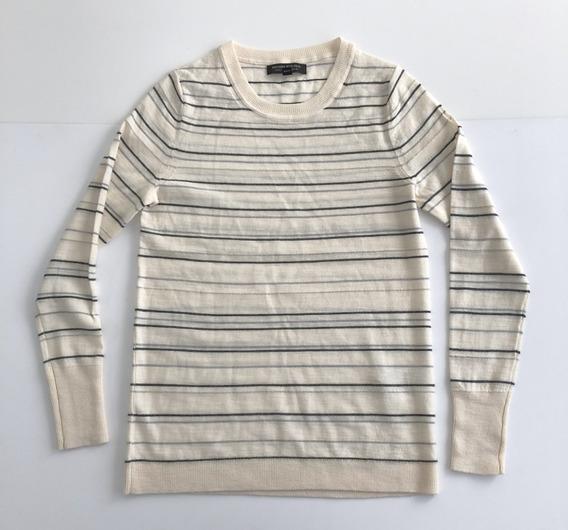 Sweater Mujer Importado Usa Marca Banana Republic Talle Xs