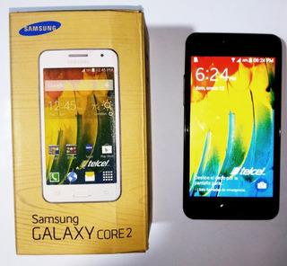 Samsung Galaxy Core 2 Sm-g355m Celular Barato 3b Cambio Bara