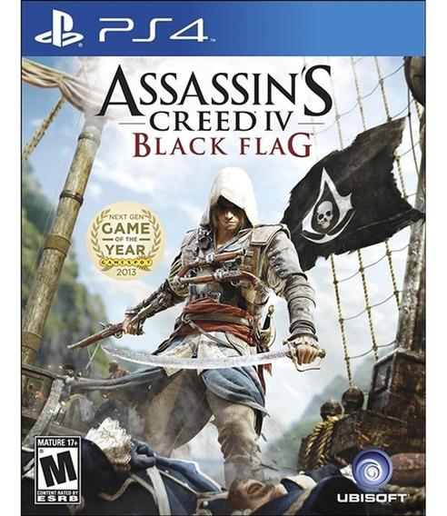 Assassins Creedivblackflagplaystationhits-ps4 Lacrado