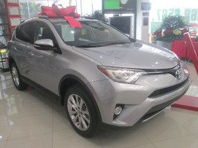 Toyota Rav4 2.5 Limited 4wd At