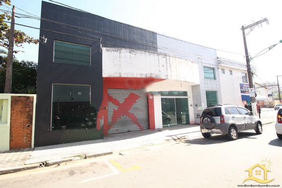 Salão No Bairro Centro Em Peruíbe - 3183