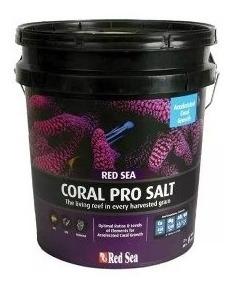 Sal Sintético Marinho Balde 7kg Coral Pro