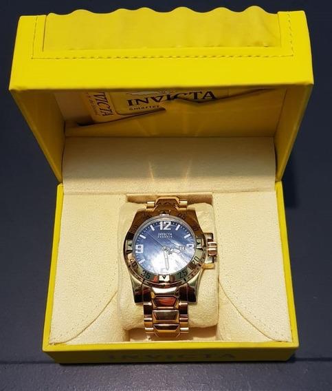 Relógio Invicta Reserve Model 6243 Original -pouquíssimo Uso