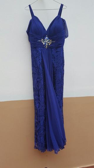 Vestido De Diseñador! Ideal Madrina!