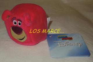 Kawaii Cubes Peluche Personaje Lotso Toy Story Disney