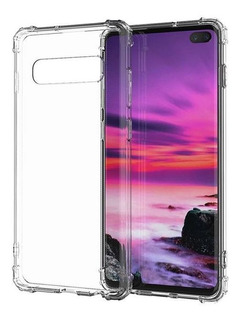 Capa Samsung S10 Plus Transparente Cristal