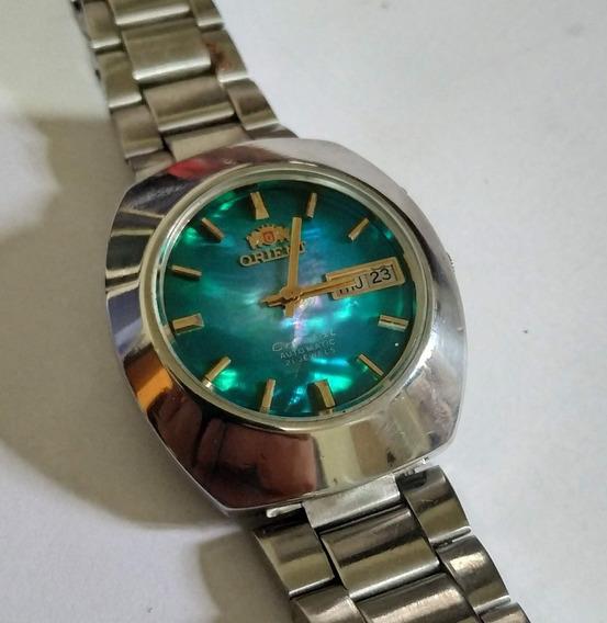Relógio Orient Crystal - 21 Jewels - Automático