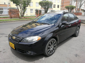 Chevrolet Optra Advance Mt1800cc Negro Titan Aa Ab Abs
