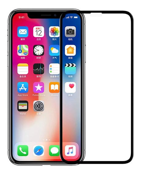 Mica Cristal Templado iPhone X Xr Xs Max 11 11 Pro Max 9h