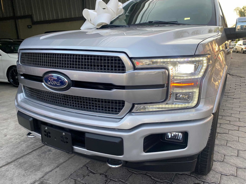 Imagen 1 de 15 de Ford Lobo 2018 3.5 Doble Cabina Plinum 4x4 At