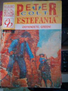 C6 Bruguera Peter Colt Estefania, Defiendete Green