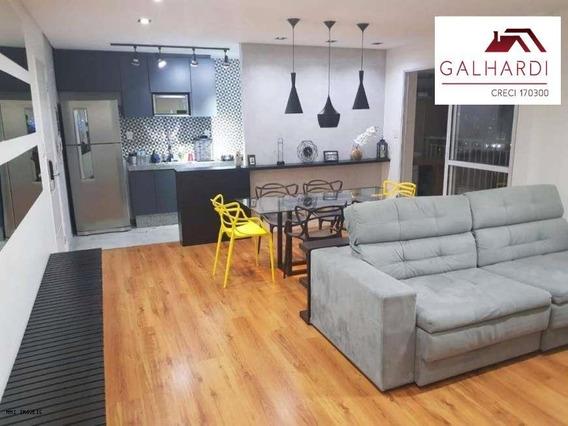 Apartamento Para Venda Em Guarulhos, Vila Antonieta, 2 Dormitórios, 1 Suíte, 2 Banheiros, 2 Vagas - Gbrclass2_1-1410091