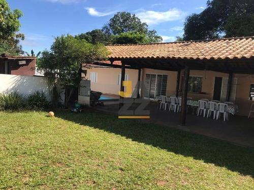 Chácara Com 2 Dormitórios À Venda, 1600 M² Por R$ 350.000,00 - Chacara São Francisco - Arealva/sp - Ch0609