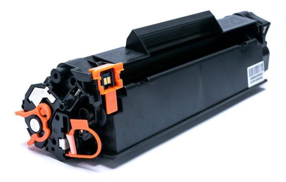 Toner Compatível 35a Cb435a 36a Cb436a 85a Ce285a Laserjet P1005 P1505 M1120 M1522 P1102 P1102w M1130 M1132 M1212nf Mfp