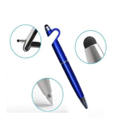 Lapiz Optico Stylus Para Tablet Celular iPad Boligrafo Tinta