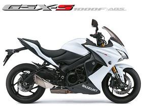 Suzuki Gsx-s 1000f Abs 2018/2019 Branca