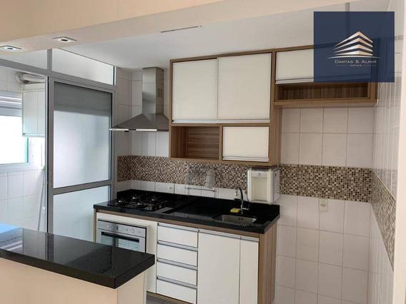 Apartamento Na Vila Augusta, Condomínio Suprema, 64m², 2 Dormitórios, 1 Suíte, 1 Vaga. - Ap0900