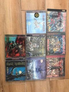 Cd - Cds Musica Coleccion Iron Maiden