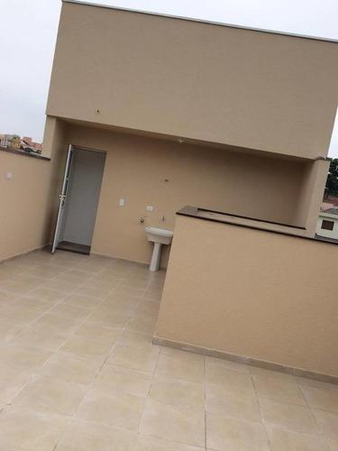 S/a V Linda, Cobertura, 76 M², 2 Dorms, 1 Vaga. - 56861