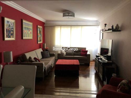 Apartamento Á Venda Com 3 Dorms, Perdizes, Sp - R$ 1.3 Mi - V1895