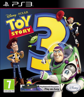 Toy Story 3 Ps3 Digital En Español Original