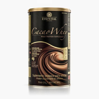 Cacao Whey (900g) - Essential Nutrition