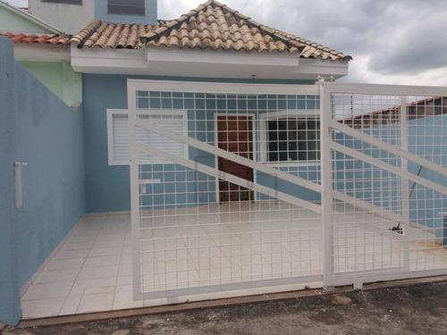 Casa À Venda, 70 M² Por R$ 270.000,00 - Jardim Residencial Villa Amato - Sorocaba/sp - Ca2421