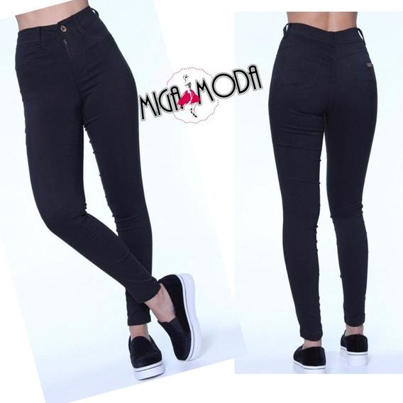 Calça Jeans Feminina Bengaline Biotipo Levanta Bumbum