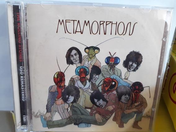 The Rolling Stones*cd*metamorphosis*import.muy Buen Estado