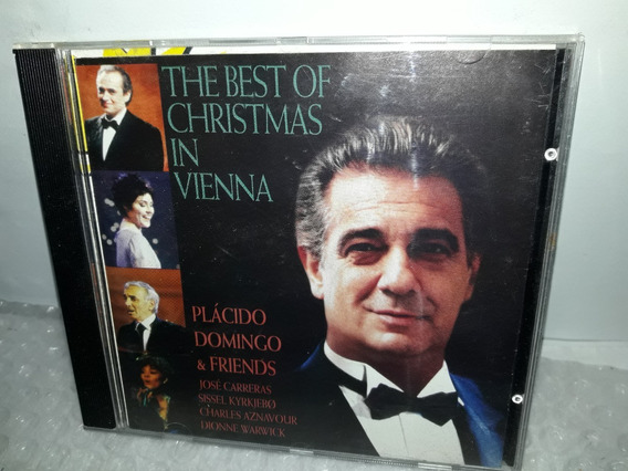 Cd Placido Domingo & Friends The Best Semi Novo