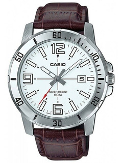 Reloj Casio Hombre Mtp-vd01l Wr50m Impacto Online